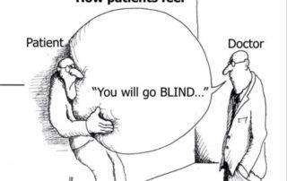 Postura Médica: Estudo Indica Cuidado ao Falar do Problema ao Paciente