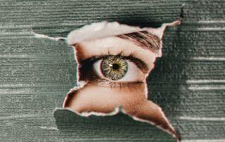 A Função dos Olhos (por Incrível que Pareça) não é Enxergar